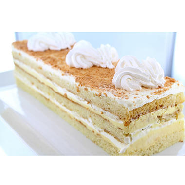 Sams Club Creme Brulee Bar Cake