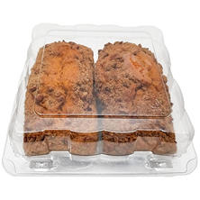 Member's Mark Pumpkin Loaves with Pecan Streusel (16 oz. loaf, 2 ct.)