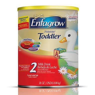 Toddler milk powder