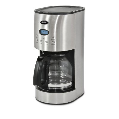 Oster 12-Cup Stainless Steel Coffeemaker - Sam s Club