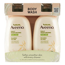 Aveeno Daily Moisturizing Body Wash (33 fl. oz., 2 pk.)