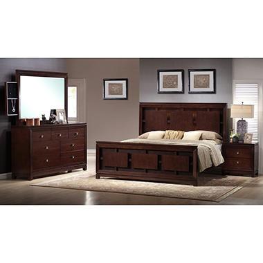 Easton Bedroom Furniture Set Assorted Sizes Sam 39 S Club