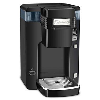 Cuisinart Single Serve Compact Coffee Maker Sam 39 S Club