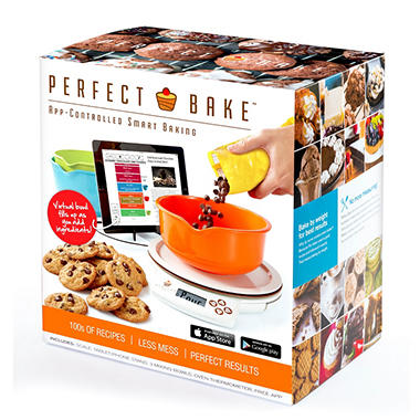 perfect bake smart scale app sam 39 s club