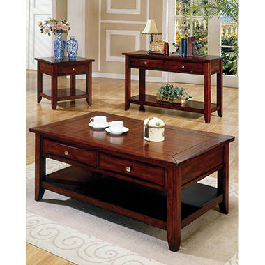 payton living room table set 3 pc sam s club