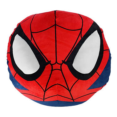 Marvel Spider Man Ultra Stretch 3 D Cloud Pillow Sam S Club