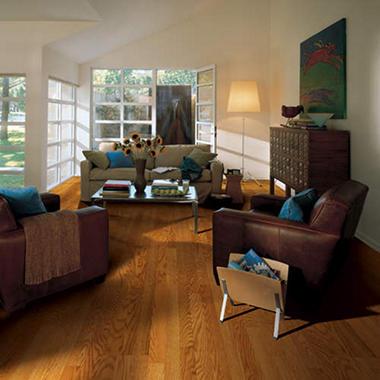Traditional Living 174 Crimson Oak Premium Laminate Flooring