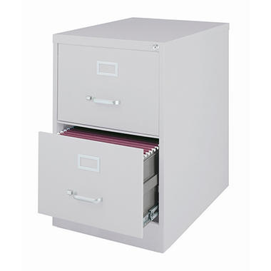 Excellent The Alera 2Drawer Lateral File Cabinet Features Deep Drawers With Side To Side Hang Rails Which Ensure A Much Easier Accommodation Of Letter And Legal Size Hanging Files This File Cabinet Also Has Reinforced Double Wall Drawer Fronts