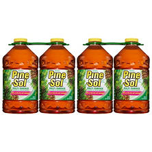 Pine-Sol Multi-Surface Disinfectant, Pine Scent (100 oz., 4 pk.)