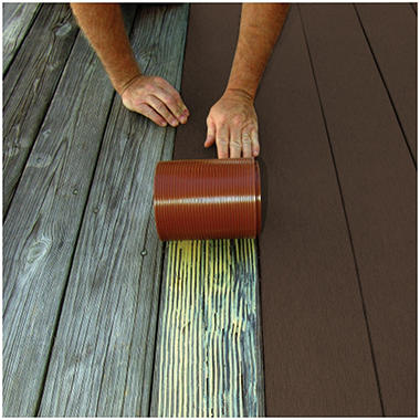 Profekt decking strip tobacco barn sam 39 s club for Best deck paint for old wood
