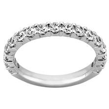 0.50 CT. T.W. 17-Stone Shared-Prong Diamond Band in 14K Gold (H-I, I1)