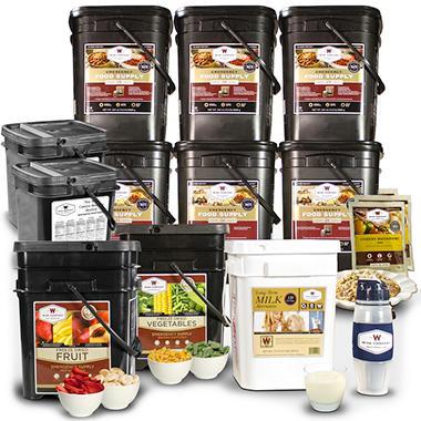 Sam S Club  Day Food Supply