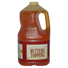 Gold Medal Buttery Topping (gal. jug, 4 ct.)
