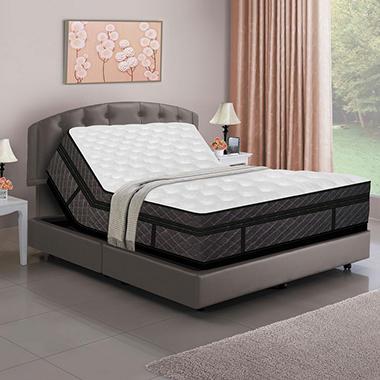 Premium Adjustable Base Amp Digital Air Bed Sam S Club