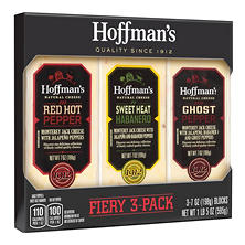 Hoffman's Fiery Cheese Variety Pack (1 lb. 5 oz.)