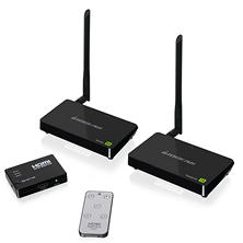 Iogear Wireless TV Connection Kit w/Video Switcher