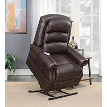 Hamlin Power Lift Chair with Heat & Massage (Choose a Color)