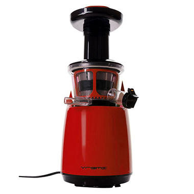 Vremi Slow Juicer Review : OFFLINE-vremi vR300 Slow Juicer- Red - Sam s Club
