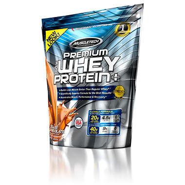 MuscleTech Premium Whey Protein - Chocolate - 5 lbs. - Sam ...