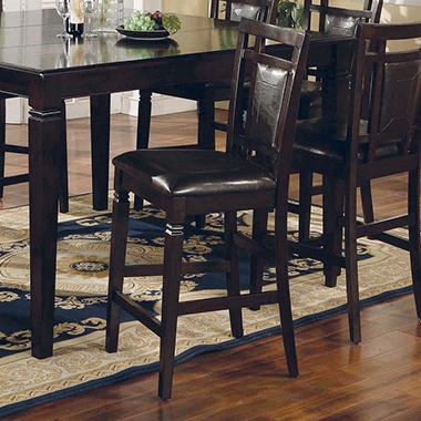 Wagner Counter Height Dining Chairs - Sam's Club