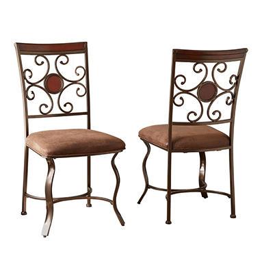 Toluca Dining Chairs Set Of 2 Sam S Club