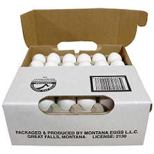 Fresh Large Eggs (5 dozen)