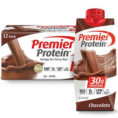 Premier Protein High Protein Shake Chocolate 11 Fl Oz