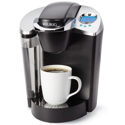 Keurig Signature Brewer Coffeemaker with My K-Cup Accessory & 36 K-Cup Packs - Sam s Club