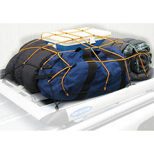 HitchMate 24-in x 36in Cargo Stretch Web and Bag with 12 Hooks