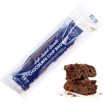 Chocolate Chip Brownie, Single Wrapped Soft-Baked Biscotti (24 ct.)