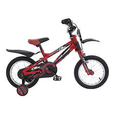 "Columbia 14"" Boys' Bike with Training Wheels"