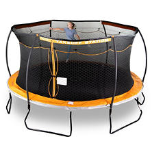 15' Steelflex Trampoline with Electron Shooter