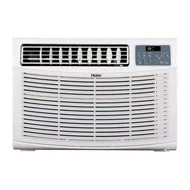 Haier 18 000 btu high effeciency air conditioner sam 39 s club for 18000 btu window ac units
