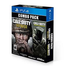Call of Duty WWII Infinite Warfare Bundle (PS4)