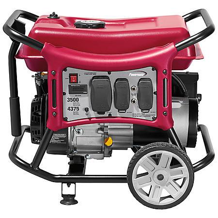 Powermate CX Series 3500W Portable Generator