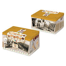 Matilde Vicenzi Italian Pastry and Cookie Tin (24.64 oz.)