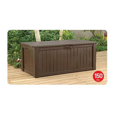 Keter Deck Box 150 Gallon Sam 39 S Club