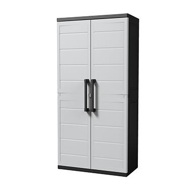 Keter Xl Plus Utility Storage Cabinet With 4 Shelves By Keter Item