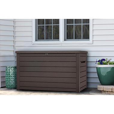 Keter 230 Gallon Deck Box Sam S Club