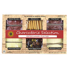 Charctuterie Selection Entertaining Platter (1.5 lbs.)