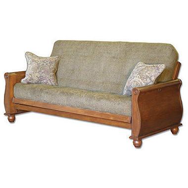 big tree bordeaux sleeper sofa futon sam 39 s club. Black Bedroom Furniture Sets. Home Design Ideas