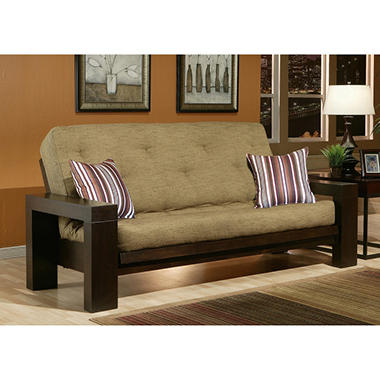 big tree chicago futon sleeper futon sam 39 s club. Black Bedroom Furniture Sets. Home Design Ideas