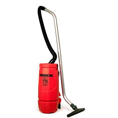 Oreck Backpack Vacuum Pro10 10 Qt Sam S Club