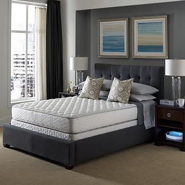 serta perfect sleeper royal suite supreme ii plush mattress set multi pack various sizes sam. Black Bedroom Furniture Sets. Home Design Ideas