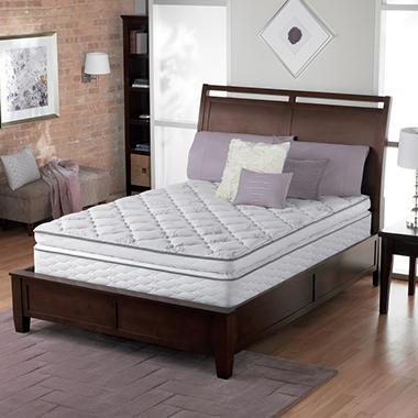 Serta Perfect Sleeper Torrington Super Pillowtop Twin Mattress Sam 39 S Club