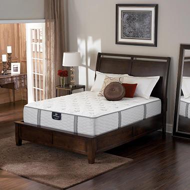 Serta Perfect Sleeper Braymore Luxury Plush Twin Mattress Sam 39 S Club