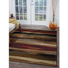 Festival Landscape Area Rug (Assorted Sizes)
