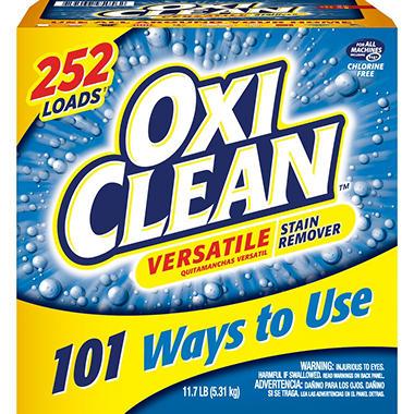 oxiclean versatile stain remover 252 loads 11 7 lb sam 39 s club. Black Bedroom Furniture Sets. Home Design Ideas