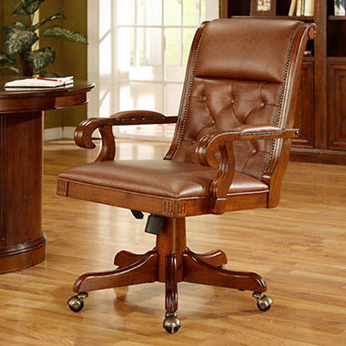 Brookhaven Leather Office Chair Sam 39 S Club
