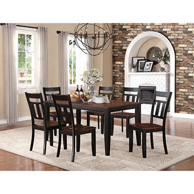 Caden Dining Table And 6 Chairs Set Sam 39 S Club